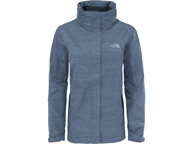 The North Face Lowland Chaqueta Mujer, tnf medium grey heather